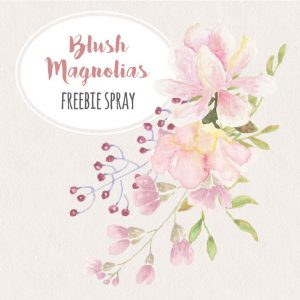 blush-magnolias-freebie-spray