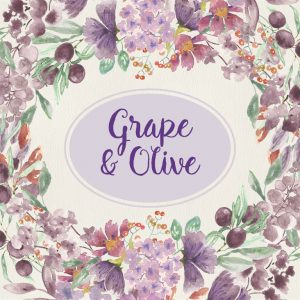 Grape and olive