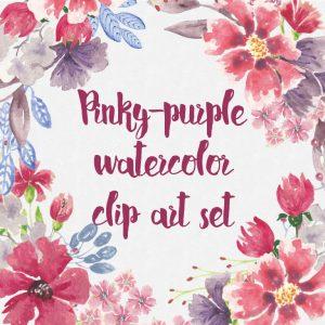 pinky-purple-blooms