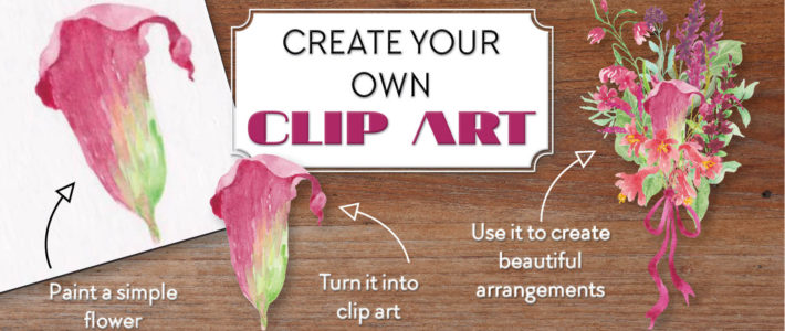 How to make your own clip art